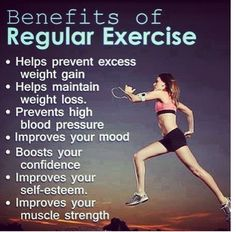 13 Unexpected Benefits of Exercise