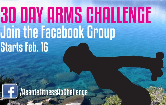 Who's up for the next 30 Day Challenge?