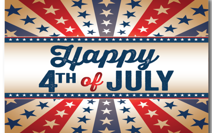 4th of July Holiday Hours at A Sante' Lakeside Fitness