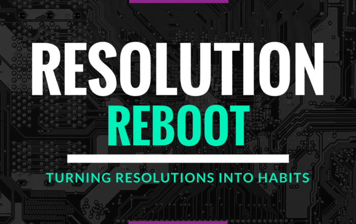 March is Resolution Reboot Month at A Sante'