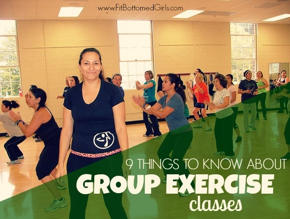 9 Things to Know About Group Exercise Classes