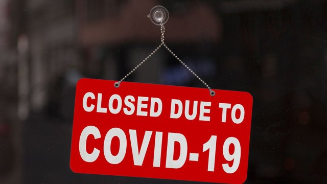 Gym Closed beginning 11/17/20 until further notice