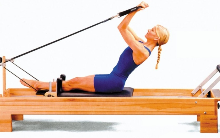 Pilates and Mindful Movement Training