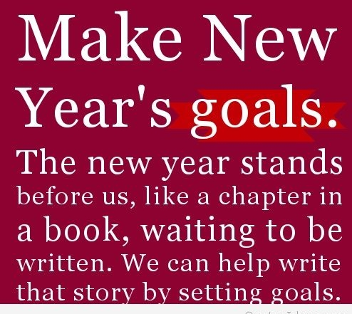 4 Tips to Keeping Your New Year's Resolutions