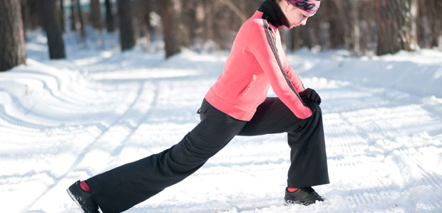 PREPARE YOUR BODY FOR WINTER SPORTS